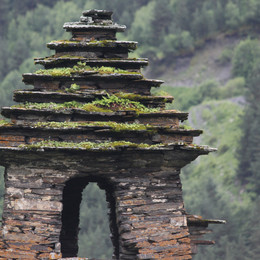 Tusheti - Most Hidden Rocks of the World.