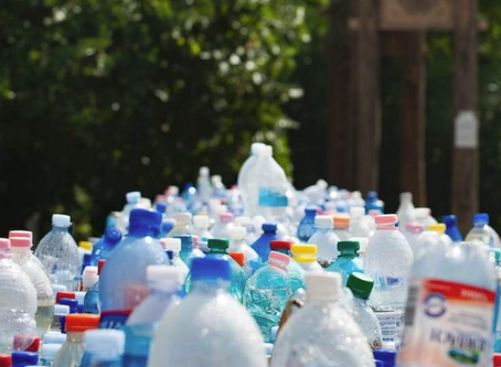 Re-using plastic to remove harmful pollutants in wastewater
