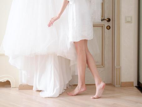 Quelle robe de mariée choisir selon sa morphologie ?