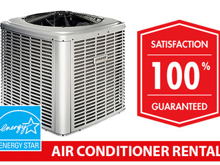 Air Conditioner Rental Program