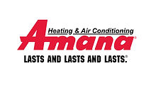 Amana logo furnace rental