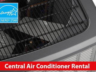 Central Air Conditioner Rental