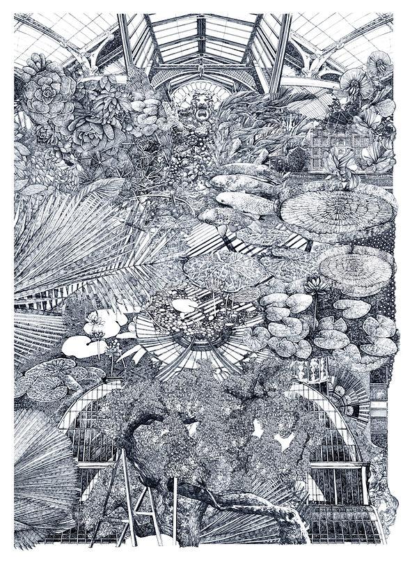 Kew Gardens series