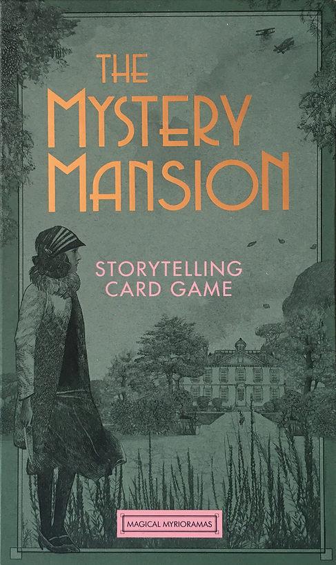 Mystery Mansion - Myriorama - Laurence King