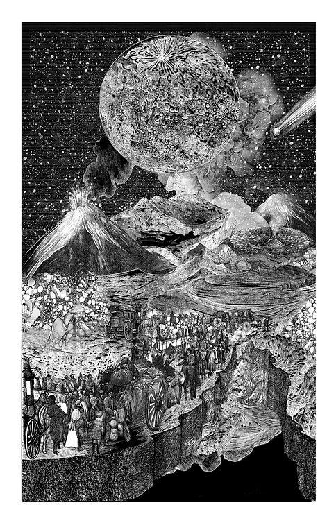 Illustrations of the book 10000 jours pour l'Humanité - Jean Michel Riou - Plon