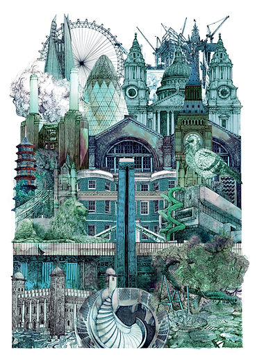 London landmarks series