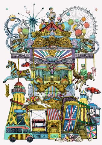 Victorian Fun Fairs series