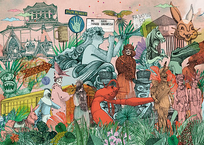 New Orleans Group Show at Slow Galerie Paris