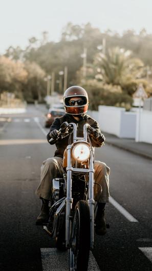 Harley Davidson Chopper Custom