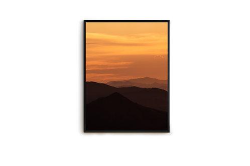 Sunset Artzamendi