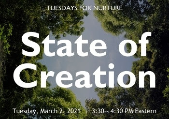 State of Creation - Antal Webinar for the UCC