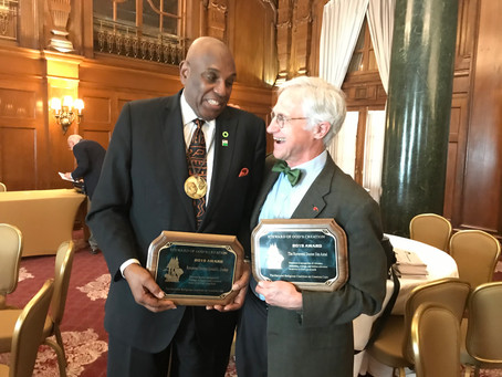2019 Steward of Creation Award to Jim Antal, Katharine Hayhoe and Gerald Durley