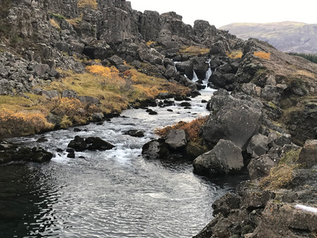 Finding Faith For Earth in Iceland