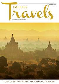 travel archaeology art magazine