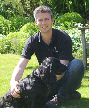 Tom Kilner - Animal Osteopath Wiltshire