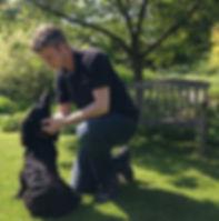 Tom Kilner - Animal Osteopath Wiltshire