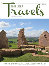 travel archaeology art magazine