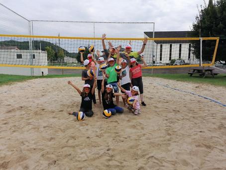 Beachvolleyballcamp 2021