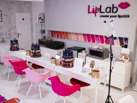 Warszawa Nasze Miasto: Lip Lab - jedyne miejsce, w którym stworzycie spersonalizowaną szminkę