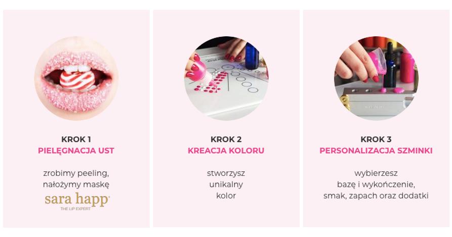 Super prezent dla dziewczyny kreacja personalizowanej szminki Lip Lab pomysł na prezent