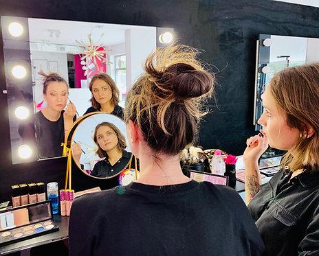 Indywidualna Nauka Makijażu 3h Full Face