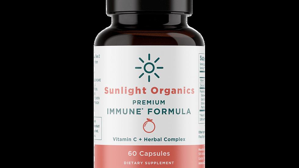 Vitamin C + Herbal Complex Capsules