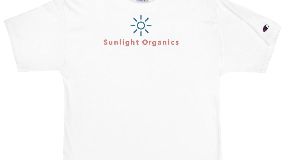 Men's Sunlight Logo Champion T-Shirt