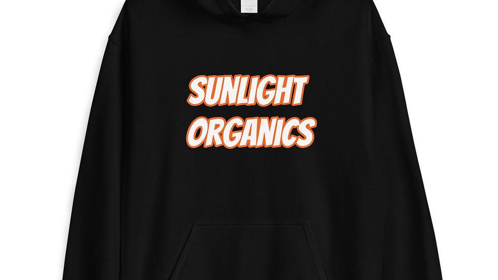 Sunlight Organics Lifestyle Logo Hoodie