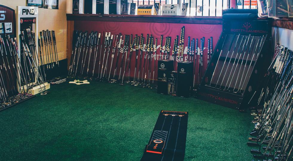 Inside Kepler's Golf Repair