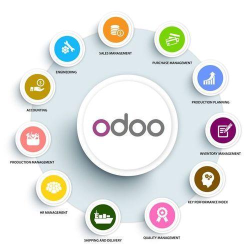 ERP System ODOO