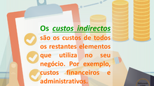 4. Os custos indirectos