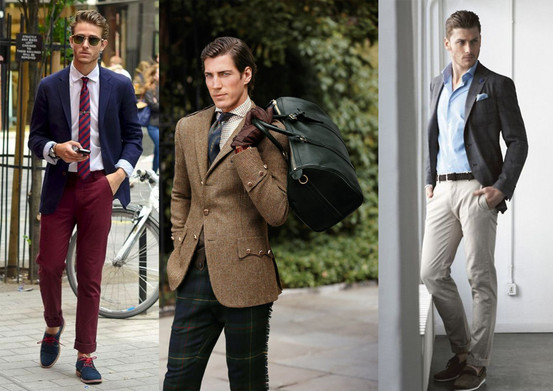 3 blazers a man should have in its closet