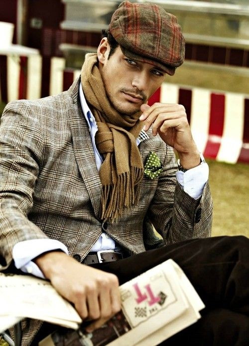 How to wear Squares?