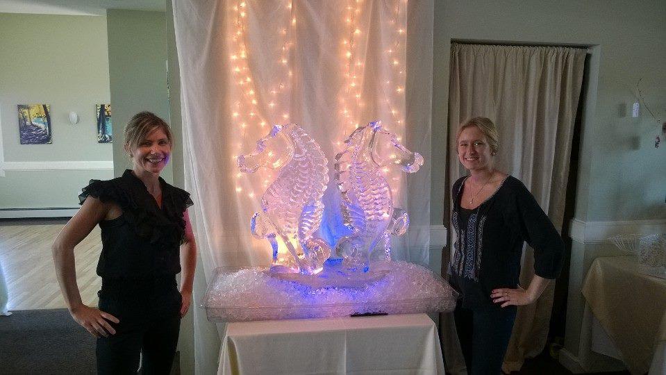 SubZero Ice Carvings Weddings3