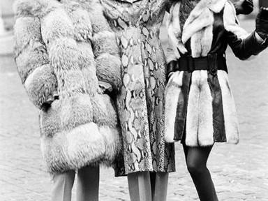 Fur, Fur, Yeah Faux Fur!!
