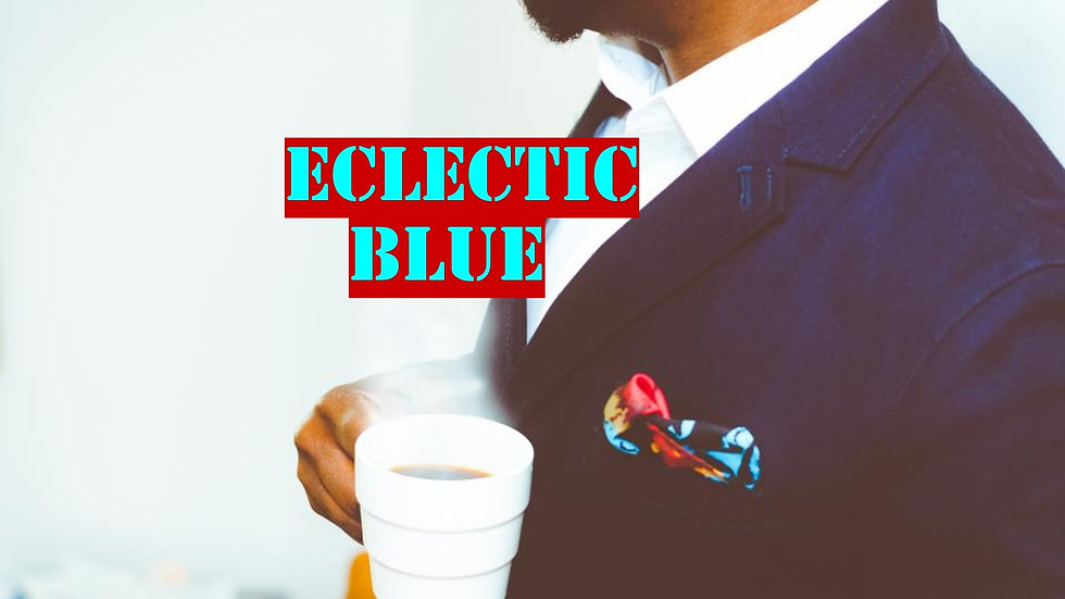 Eclectic Blue