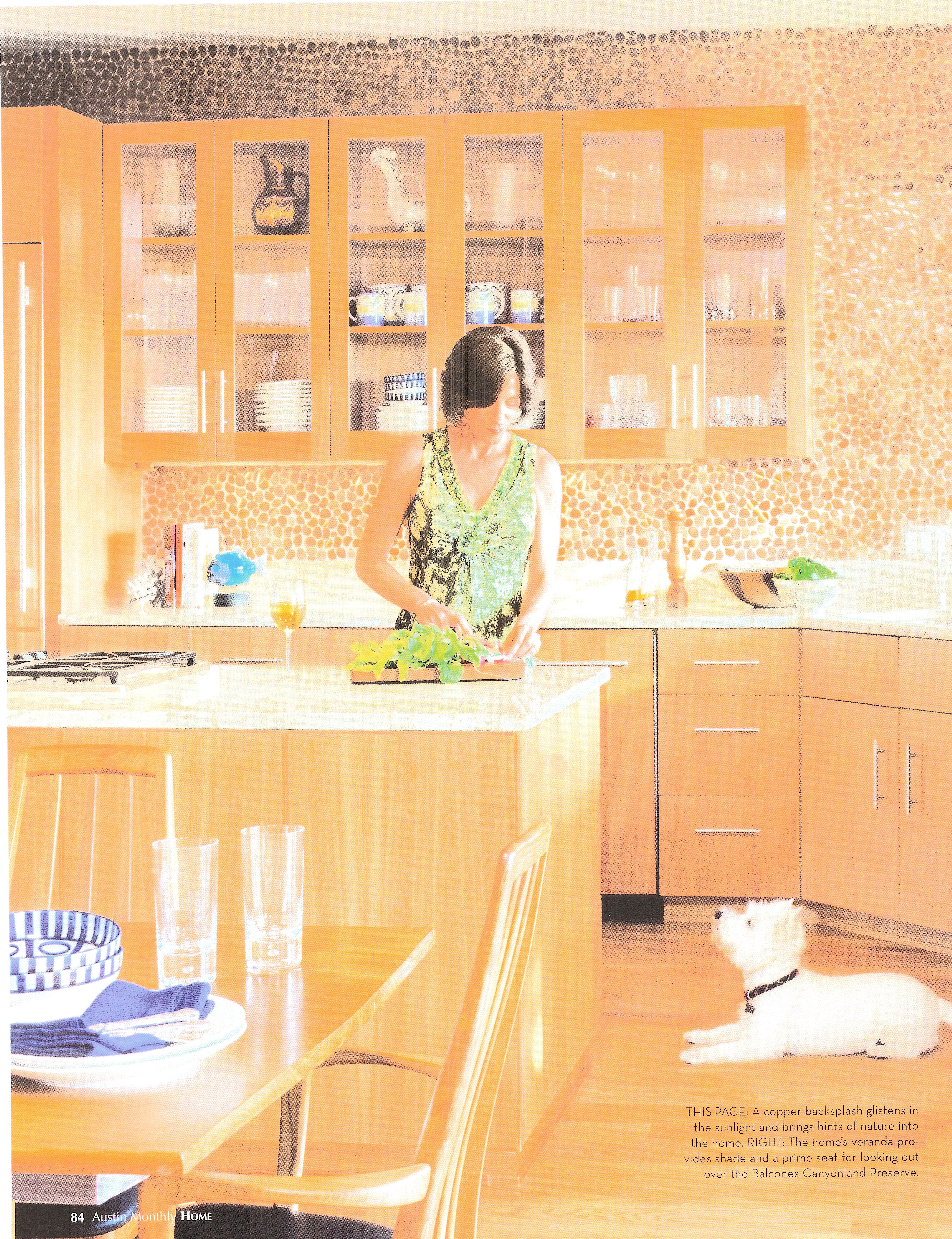 Oliver Custom Homes Article