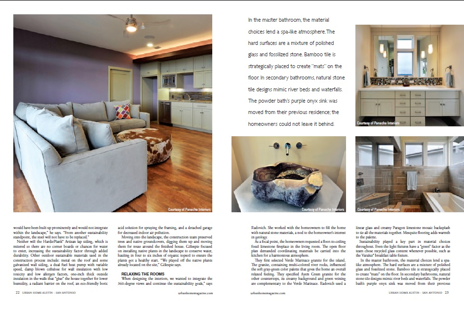 Oliver Custom Homes | Article