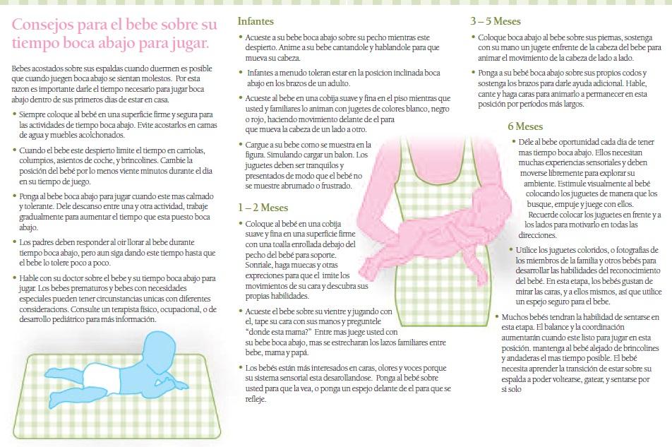 Consejos para el bebe