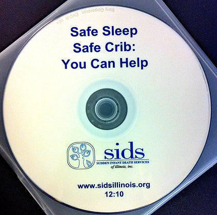 Safe Sleep Safe Crib: You Can Help DVD