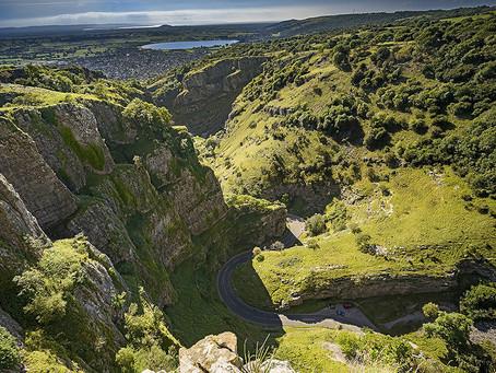 The Beautiful Cheddar Gorge