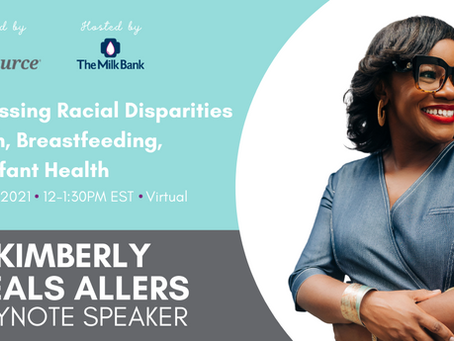 Addressing Racial Disparities in Birth, Breastfeeding, and Infant Health