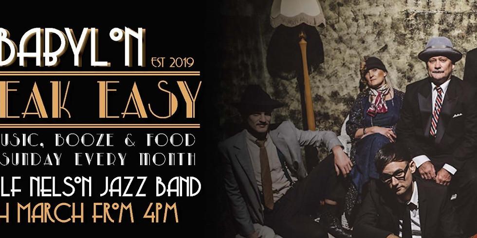 Speakeasy Sunday - Half Nelson Jazz Band