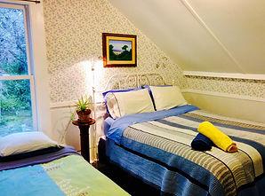 Bridge Street Inn airbnb located in historic Cambria, CA