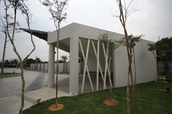 first Residence - Bus Stop
