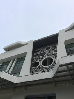 Ngee Ming - Front Motif Facade