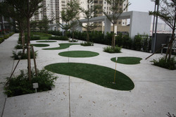 First Residence - Kids Putting Green