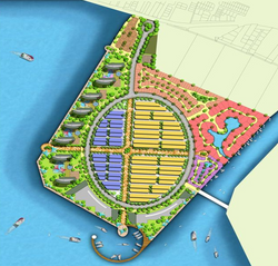 Melaka Reclaimed Land - Masterplan
