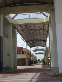 AJCC - Covered Street Mall