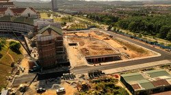 Xiamen University Aerial View 02